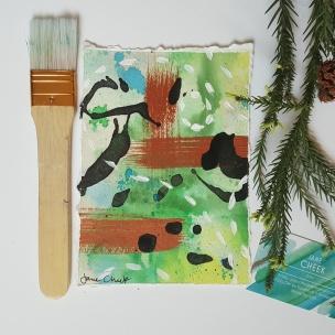 Cedar Splash. 5 (5x7)