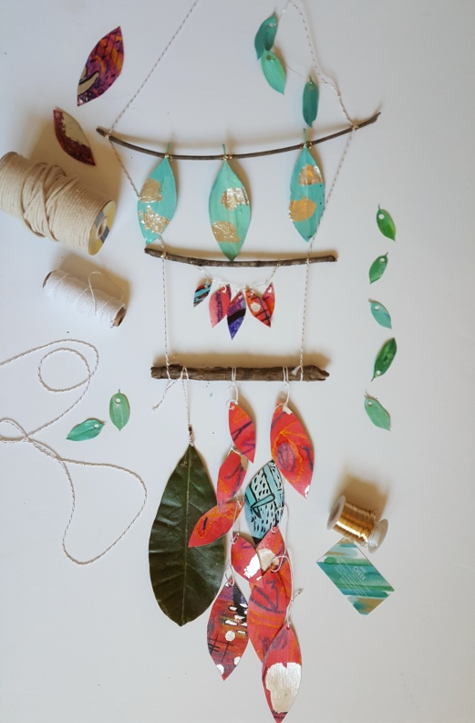 Wall hanging // mobile